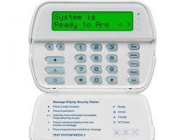 DSC Alarm Keypad PK5500