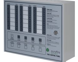 Eurofire Eleks Fire Control Panel