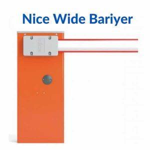 Nice-WideM Bariyer