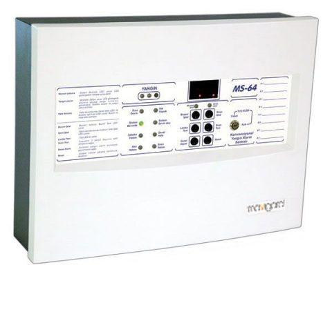 Mavigard MS64 Yangın Alarm Paneli