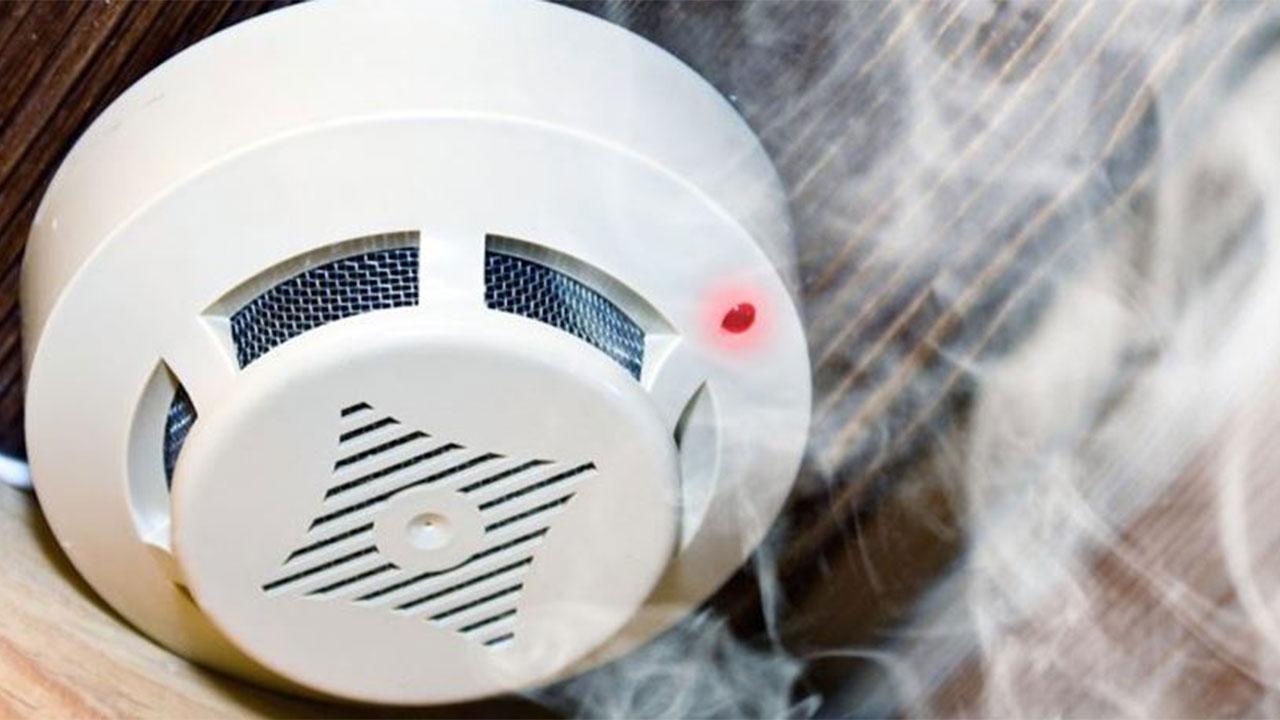 duman dedektörü nasıl çalışır