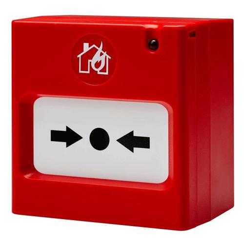 Teletek yangın ihbar butonu