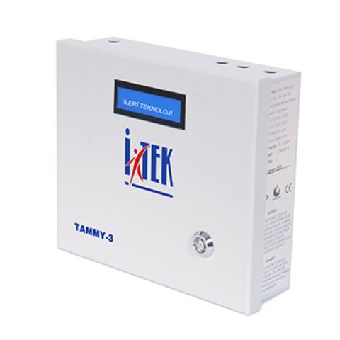 İtek Tammy-3 Deprem Sensörü