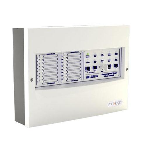 Maxlogic ML-22104 Konvansiyonel Yangın Alarm Paneli
