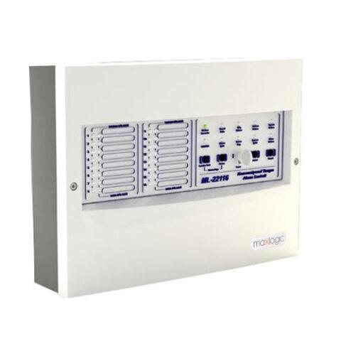 Maxlogic ML-22108 Konvansiyonel Yangın Alarm Paneli